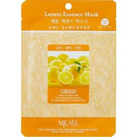 Тканевая маска для лица MIJIN Essence Mask лимон в Беларуси