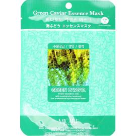 Тканевая маска для лица MIJIN Essence Mask морской виноград