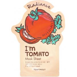 Тканевая маска Tony Moly  с экстрактом томата I'm Tomato Mask Sheet 21 мл