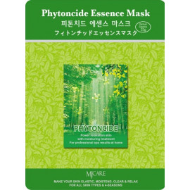 Тканевая маска для лица MIJIN Essence Mask фитоциды