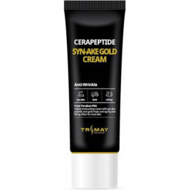 Крем для лица Trimay Cerapeptide Syn-Ake Gold Cream 50 гр