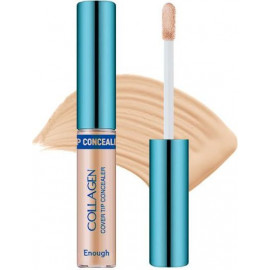Консилер Enough Collagen Cover Tip Concealer тон 02 5 гр