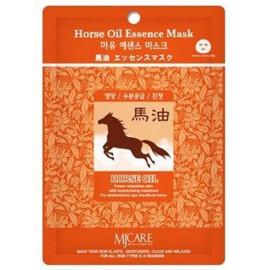 Тканевая маска для лица MIJIN Essence Mask лошадиный жир