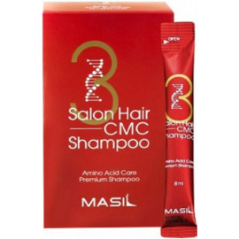 Шампунь Masil с аминокислотами 3 Salon Hair CMC Shampoo 8 мл