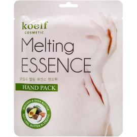 Маска-перчатки Koelf для рук СМЯГЧАЮЩАЯ MELTING ESSENCE HAND PACK c бесплатной доставкой