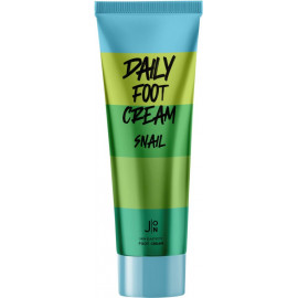 Крем для ног J:ON SNAIL DAILY FOOT CREAM 100 мл