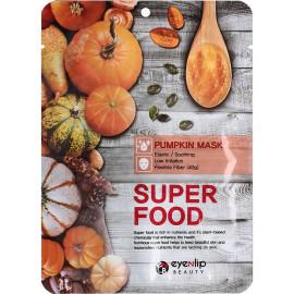 Маска для лица тканевая EYENLIP SUPER FOOD PUMPKIN MASK 23мл