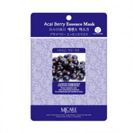 Тканевая маска для лица MIJIN Essence Mask ягода асаи