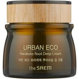 Крем для лица The SAEM с экстрактом корня новозеландского льна Urban Eco Harakeke Root Deep Cream 60мл