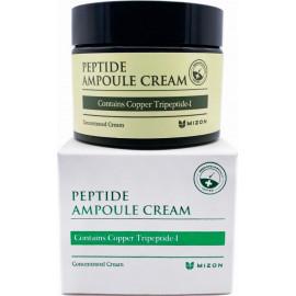 Пептидный крем Mizon Peptide ampoule cream 50 мл