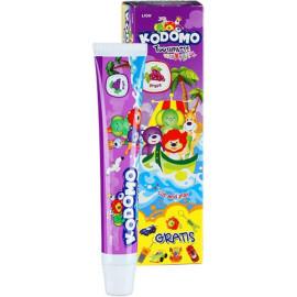 Детская зубная паста KODOMO со вкусом винограда 40 гр