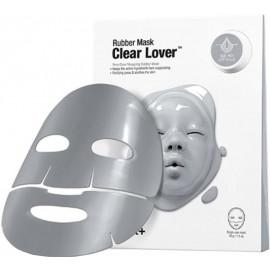 Альгинатная маска DR.JART Мания Очищения DERMASK RUBBER MASK CLEAR LOVER