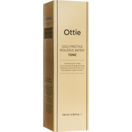 Тоник Ottie Gold Prestige Resilience Watery Tonic 120 мл