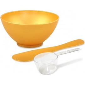 Набор Lindsay шпатель+миска+мерная ложка