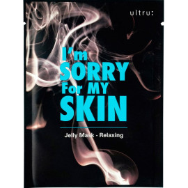 Гелевая маска антистресс I'm Sorry for My Skin Relaxing Jelly Mask Smoke 33 мл
