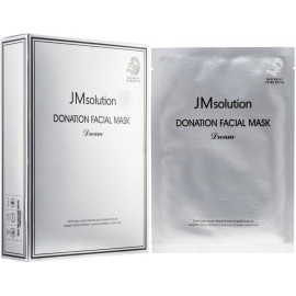 Маска JMsolution с гиалуроном и пептидами Donation Facial Mask Dream 37 мл