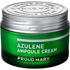 Крем PROUD MARY успокаивающий с азуленом Azulene Ampoule Cream 50 мл