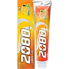 Зубная паста Aekyung 2080 ВИТАМИННЫЙ УХОД 120 гр