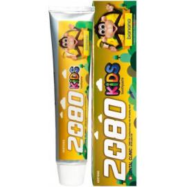 Зубная паста DC Aekyung 2080 ДЕТСКАЯ БАНАНОВАЯ 80 гр