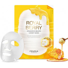 Тающая маска для лица Frudia Royal Berry Dragon's Beard Candy Mask Case