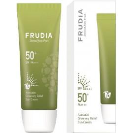 Солнцезащитный восстанавливающий крем Frudia с авокадо SPF50 + PA ++++ 50 мл