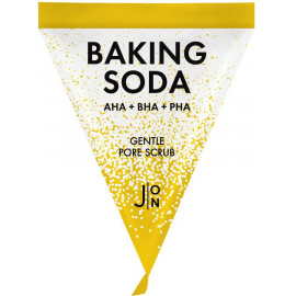 Скраб для лица J:ON с содой BAKING SODA GENTLE PORE SCRUB 5гр