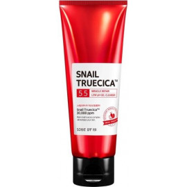 Пенка SOME BY MI с муцином улитки SNAIL TRUEICICA MIRACLE REPAIR LOW PH GEL CLEANSER 100 мл