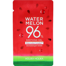 ПРОБНИК Гель Holika Holika для лица и тела Water Melon 96% Soothing Gel 3 мл