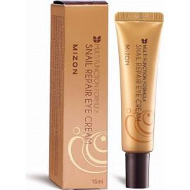 Крем для век Mizon с экстрактом улитки в тубе Snail repair eye cream 15 мл