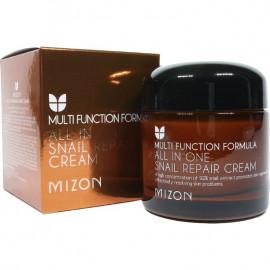 Крем Mizon с экстрактом улитки 92% All in one snail repair cream 75 мл