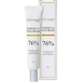 Крем для глаз Esthetic House ЗОЛОТО/УЛИТКА Formula Eye Cream Gold Snail 30 мл
