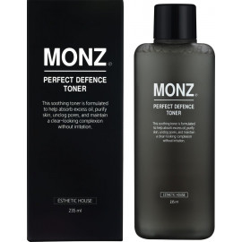 Тонер для лица Esthetic House МУЖСКОЙ MONZ PERFECT DEFENCE TONER 235 мл