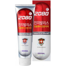 Зубная паста Aekyung 2080 Dental Clinic 2080 K Original 100 гр