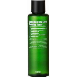 Успокаивающий тонер Purito Centella Green Level Calming Toner 200 мл