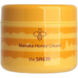 Крем для лица The SAEM с экстрактом меда Манука Care plus Manuka Honey Cream 100мл
