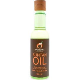 Кокосовое масло для загара  TROPICANA  Sun Tan oil 100 мл