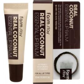 Бальзам для губ FarmStay с экстрактом кокоса 10мл
