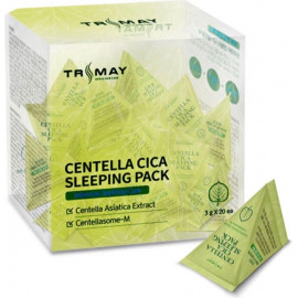 Ночная маска Trimay для лица с центеллой Centella Cica Sleeping Pack 3 гр купить