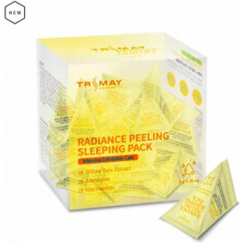 Ночная маска-пилинг Trimay для лица Radiance Peeling Sleeping Pack 3 гр в Беларуси