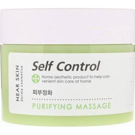 Очищающий массажный крем для лица MISSHA Near Skin Self Control Purifying Massage 200 мл