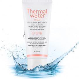 Увлажняющий крем для лица A'pieu Thermal Water Cream 80мл