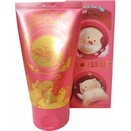 Пенка для умывания Elizavecca Clean Piggy Pinkenergy Foam Cleansing 120 мл