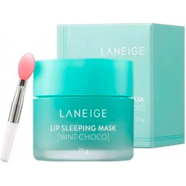 Ночная маска для губ LANEIGE с ароматом мятного шоколада Lip Sleeping Mask Choco Mint 20 гр