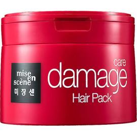 Восстанавливающая маска MISE EN SCENE для поврежденных волос Damage Care Hair Pack 150 мл