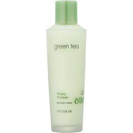 Эмульсия It's Skin для жирной и комби кожи с зеленым чаем Green Tea Watery Emulsion 150 мл