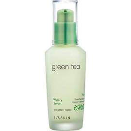 СРОК ГОДНОСТИ 2021.06.26 Сыворотка It's Skin для жирной и комби кожи с зеленым чаем Green Tea Watery Serum 40 мл