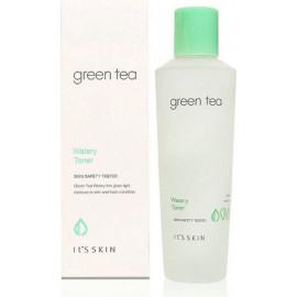 Тонер It's Skin для жирной и комби кожи с зеленым чаем Green Tea Watery Toner 150 мл
