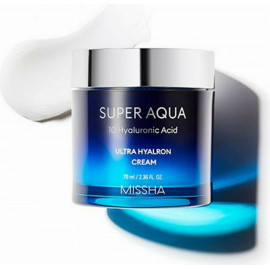 Крем для лица MISSHA Super Aqua Ultra Hyaluron Cream 70 мл