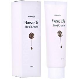 Крем для рук NANAMUS с лошадиным маслом HORSE OIL HAND CREAM 100 мл