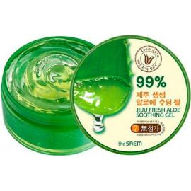Гель The SAEM с алоэ универсальный увлажняющий Jeju Fresh Aloe Soothing Gel 99% 300 мл